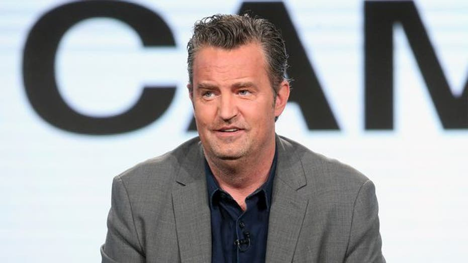 'Friends' star Matthew Perry recalls feeling like he was 'going to die' while filming every episode