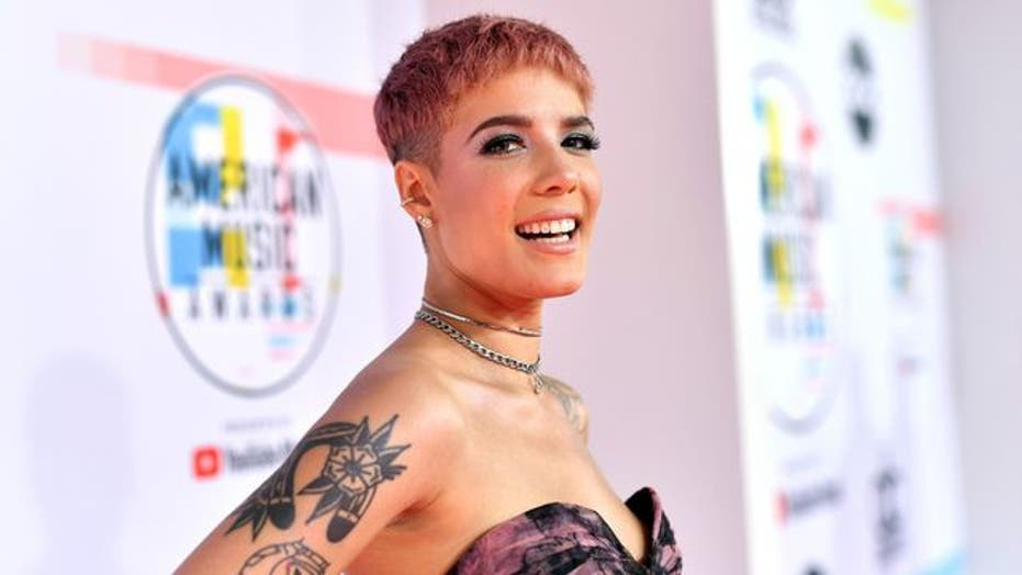 Halsey issues apology after posting eating disorder pic without 'sufficient' warning