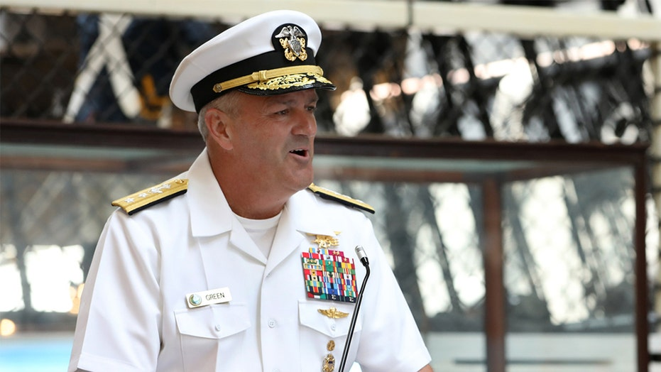 Top Navy SEAL officer tells men 'We have a problem' in wake