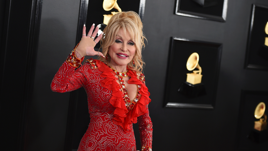 Dolly Parton says her hair and makeup is always done in case of emergencies