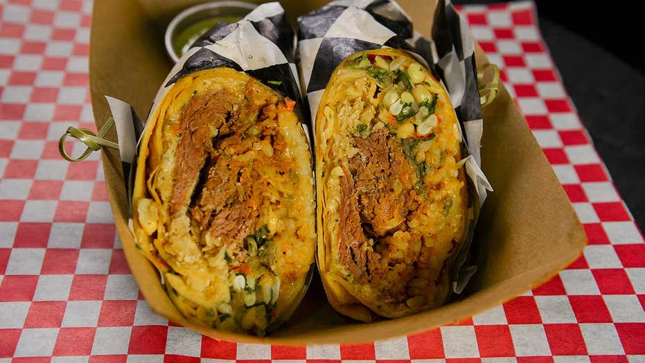 Iowa State Fair Declares Beefy Cheesy Wrap As Best New Food