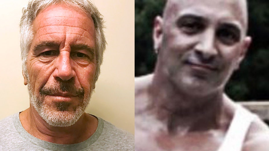 Jeffrey Epstein feared cellmate, a muscle-bound ex-cop