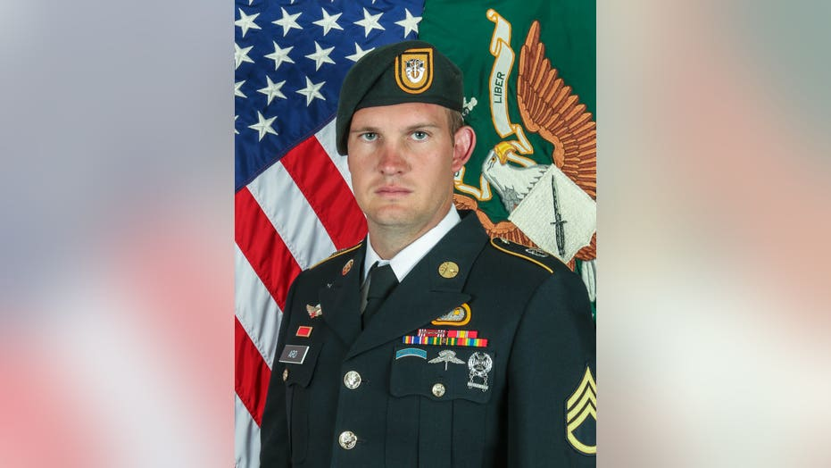 Green Beret from Idaho ID'd as 3rd US soldier killed in