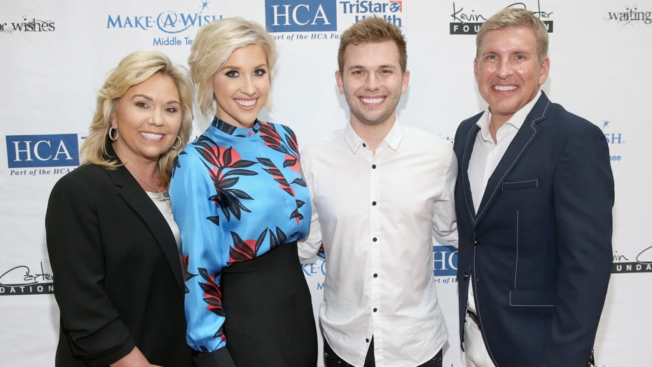 'Chrisley Knows Best' star Todd Chrisley and his wife were reportedly indicted on tax evasion and bank fraud charges