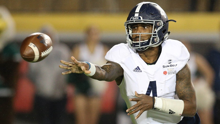 Georgia Southern quarterback Shai Werts arrested for cocaine