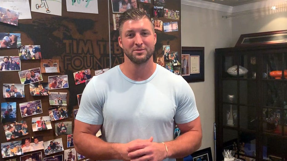 Tim Tebow talks baseball, faith and facing life's challenges