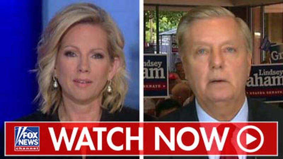 Lindsey Graham on mass shootings, red flag laws