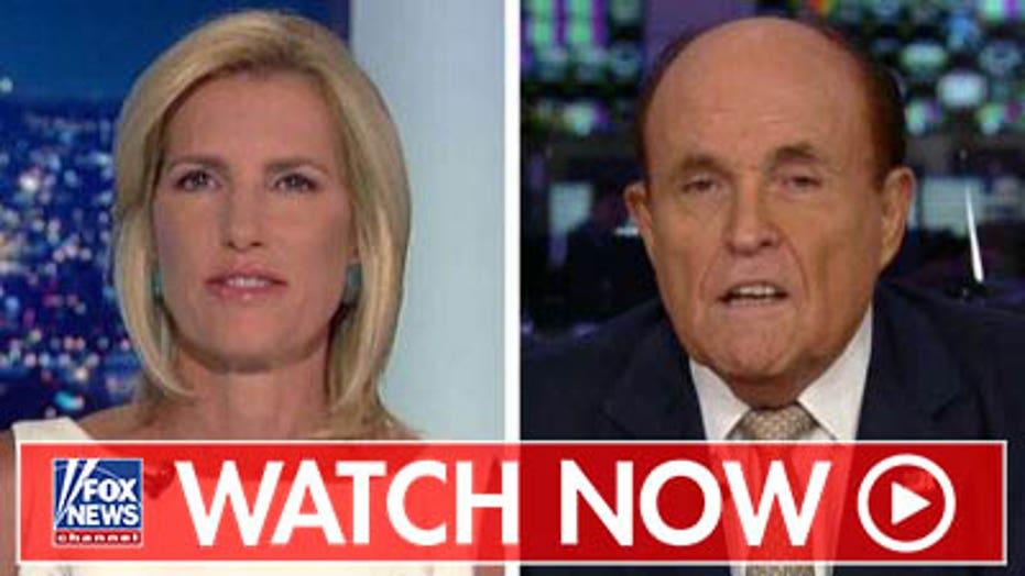 Giuliani reacts to Trump's El Paso, Dayton visits