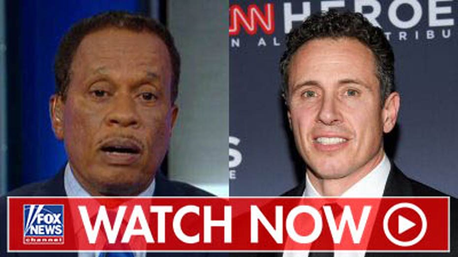 Juan Williams on Chris Cuomo's viral confrontation