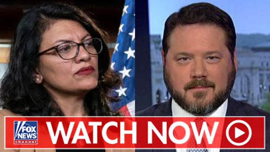 Ben Domenech on Tlaib, Omar comments about Israel
