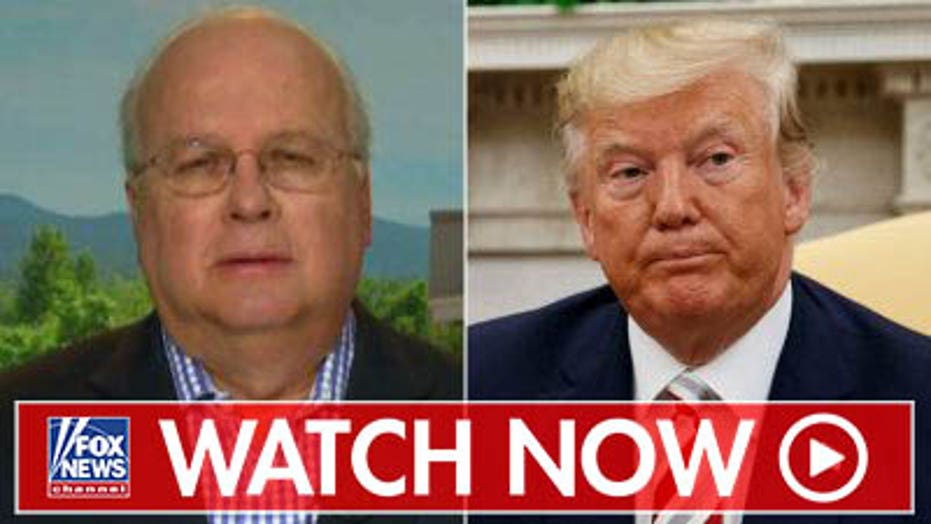 Rove rips Democrats for pushing impeachment over bipartisan economic negotiations