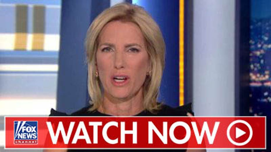 Laura Ingraham monologue on the left's intimidation of Trump supporters