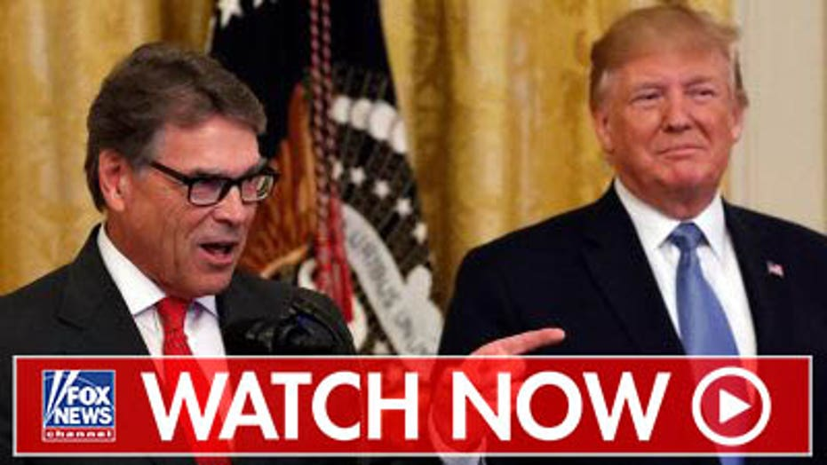 Rick Perry on America's future in Liquefied Natural Gas (LNG)