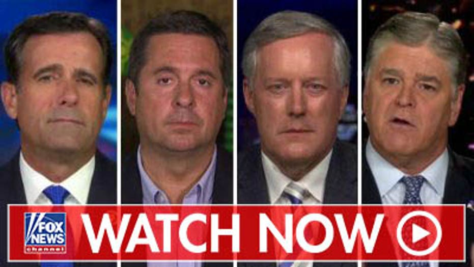 Rep  Mark Meadows: Comey had a 'bad day' but Durham probe
