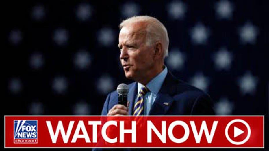 Lisa Boothe on Joe Biden's candidacy