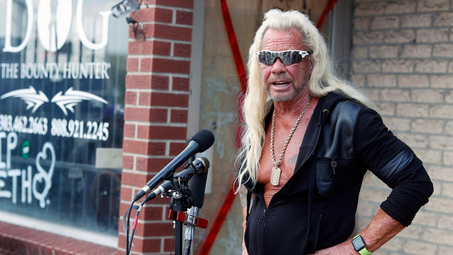 Duane 'Dog' Chapman and Francie Frane file for marriage license amid family drama