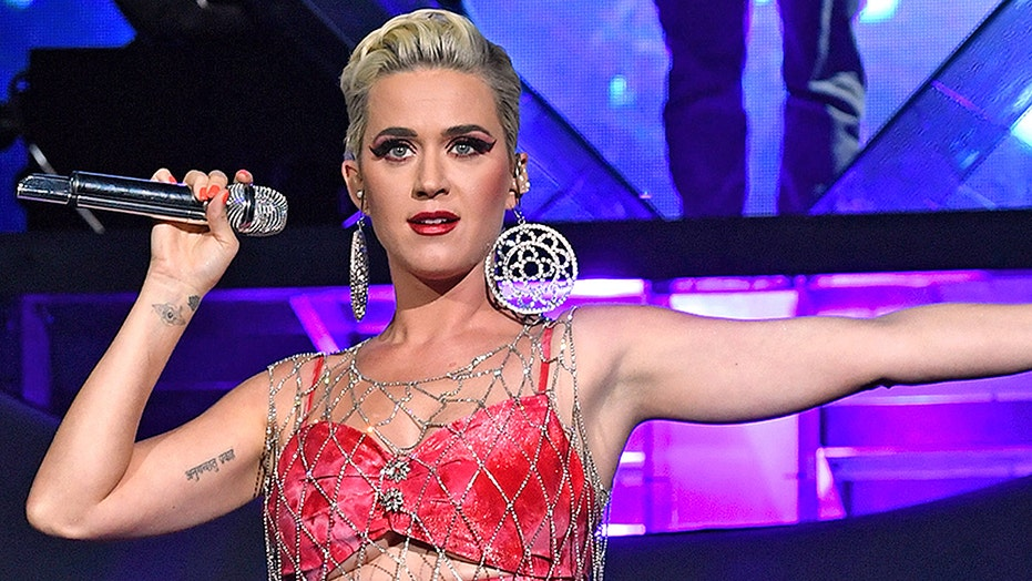 Katy Perry Shows Off Post Baby Body In Nursing Bra Just Days After Giving Birth Fox News