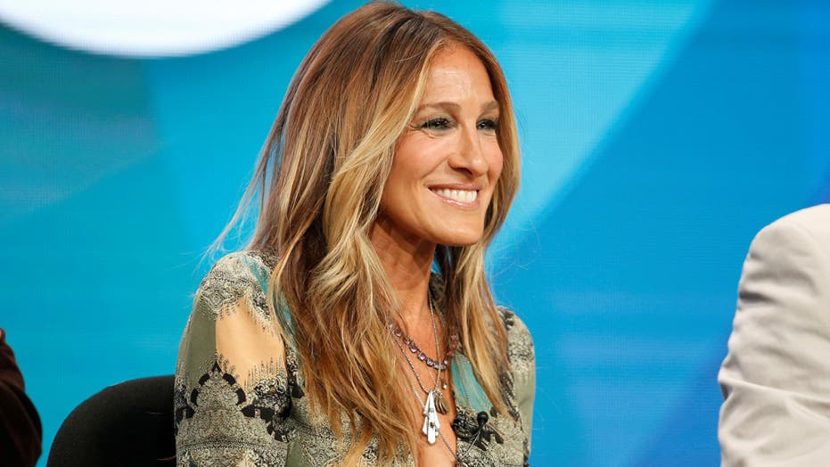 Sarah Jessica Parker trades cosmos for new wine collaboration