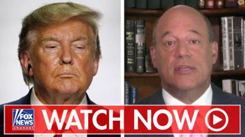 Ari Fleischer reacts to Trump's comments on Iran