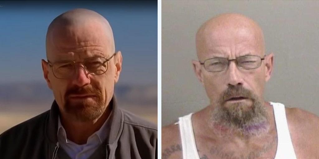Illinois police seek Walter White look-alike on probation violation