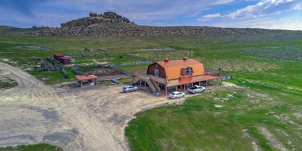 Kim Kardashian, Kanye West buy $14M property in Wyoming
