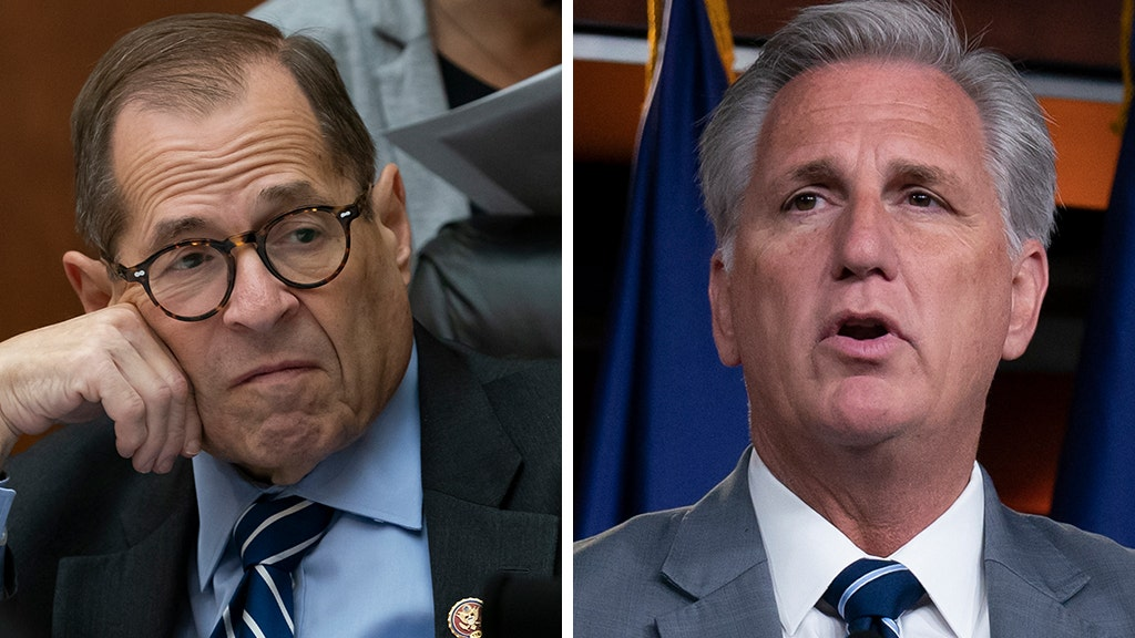 KEVIN McCARTHY: 'Nobody' wants impeachment, but Nadler is set on it