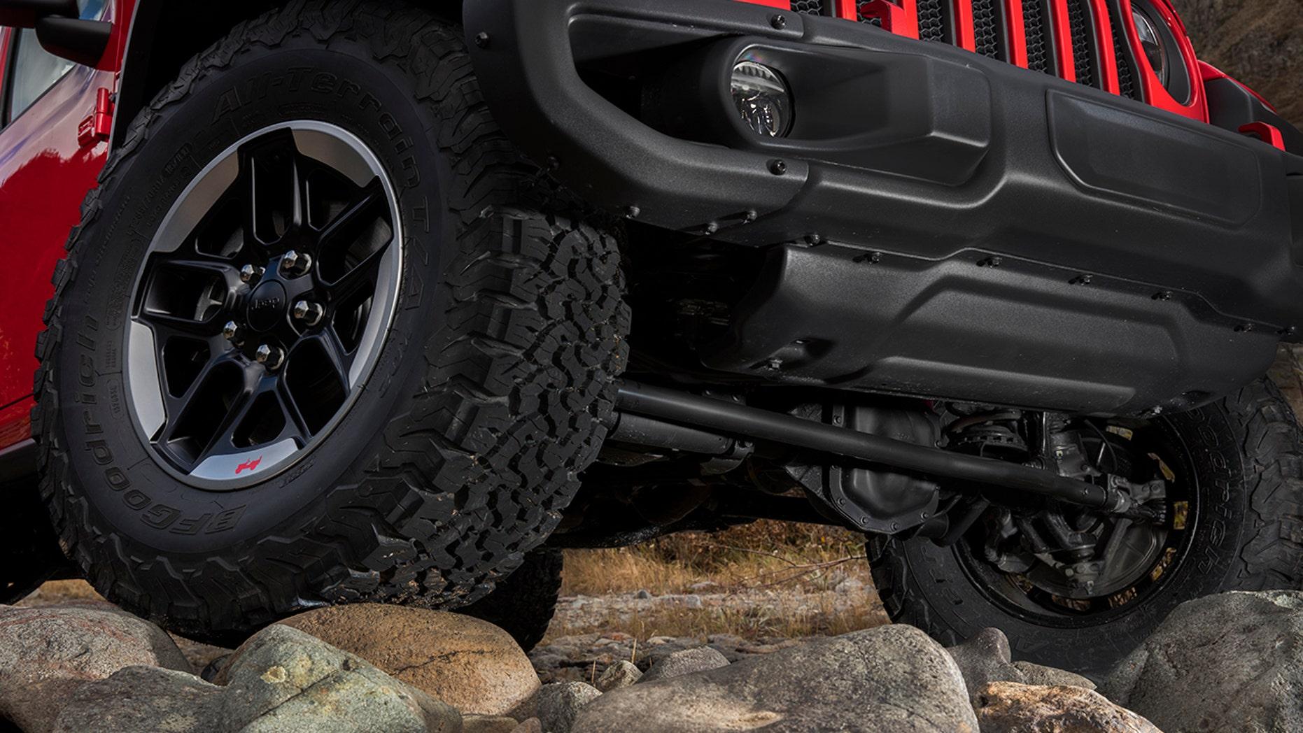 Jeep Wrangler Under Investigation
