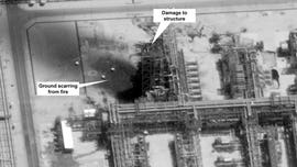 Iranian cruise missiles and drones used in Saudi oil facilities, US officials say