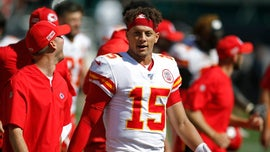 Life-sized cutout of Kansas City Chiefs' Patrick Mahomes stolen from McDonald's, cops say