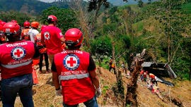 20 Philippine villagers killed when truck falls off cliff