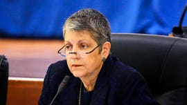 Janet Napolitano to step down as University of California president in 2020