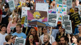 Global Climate Strike kicks off with thousands skipping school or work for demonstrations across the world