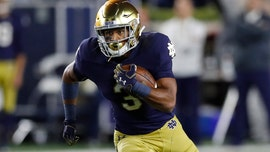 Winding path firms up for Notre Dame RB Avery Davis