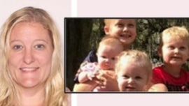 Authorities say bodies of four children found after slain mom; husband is being questioned