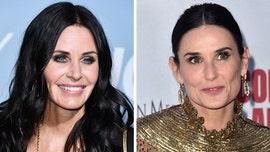 Demi Moore, Courteney Cox stun fans in Instagram post: 'You both look like twins'
