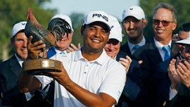 Munoz wins Sanderson Farms in playoff for 1st PGA Tour title