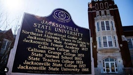 Nine men arrested over statutory rapes on Alabama college campus
