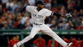 New York Yankees' Domingo German placed on leave under league's domestic violence policy