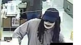 FBI looking for 'Mummy Marauder' in Friday the 13th bank robbery