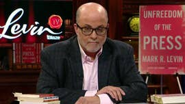 Mark Levin blasts Pelosi, Democrats for delaying impeachment vote, calls any future roll call a 'sham'