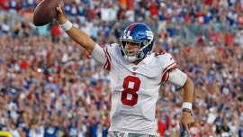 New York Giants' Daniel Jones sent message to teammates before first touchdown: report