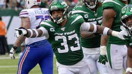 New York Jets' Jamal Adams appears to be upset over benching