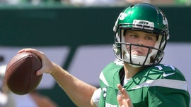 New York Jets' Sam Darnold says he wishes he would have gotten mono sooner