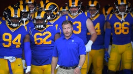 Rams' Sean McVay says he would support player demonstrations: 'I would absolutely be open'