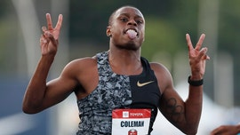 Bolt gone, doping back as the main topic in sprint game
