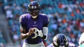 Baltimore Ravens' Robert Griffin III fails to land coronavirus joke on social media