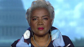 Donna Brazile explains her stunning admission about President Trump and race