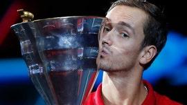 Medvedev beats Coric to win St. Petersburg Open