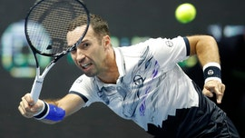 Kukushkin defeats Dzumhur at St. Petersburg Open