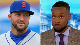 Lawrence Jones disagrees with Tim Tebow's stance on paying college athletes